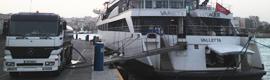 Τροφοδοσία πλοίων